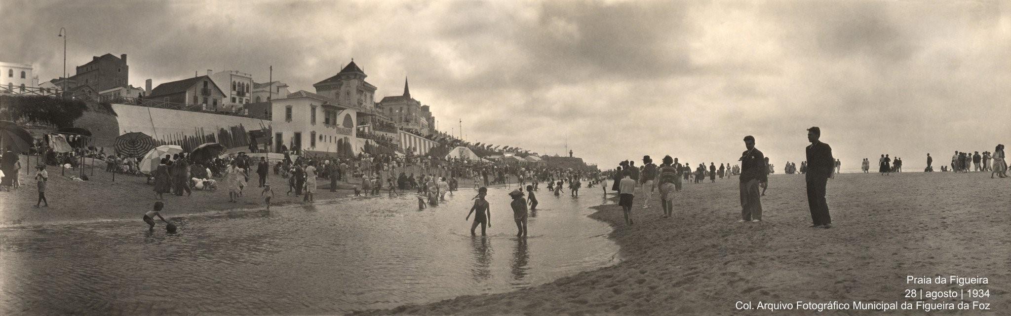 FIGUEIRA DA FOZ, A Biarritz Portuguesa