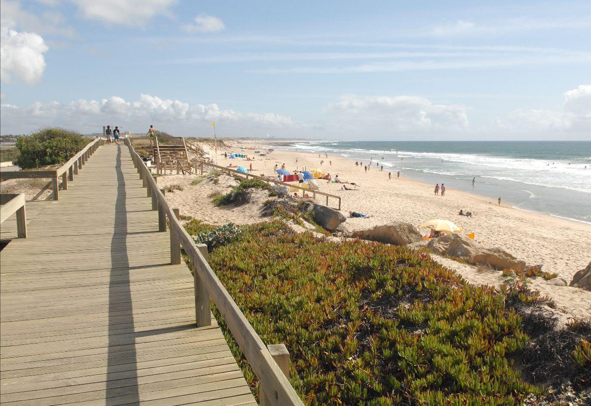 Lotação das praias da Figueira da Foz ascende a 54 mil pessoas