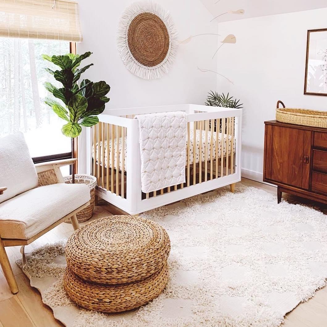 8 Ideias chave de decoração para o quarto do bebé