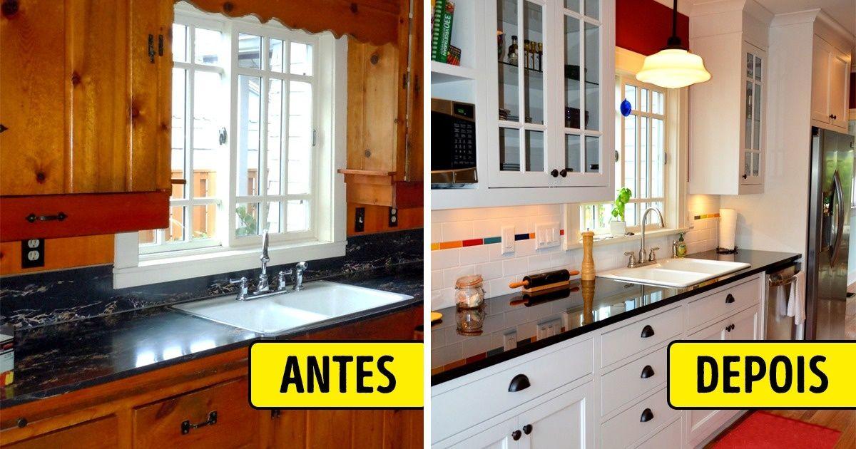 Ideias para renovar rapidamente sua cozinha
