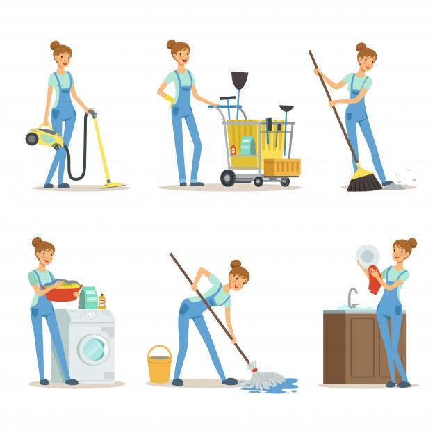 Como ter a casa sempre limpa: pequenos hábitos que fazem milagres