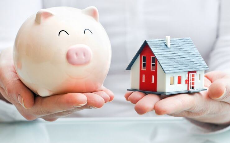 Taxas de juro nos novos contratos de crédito à habitação caem para mínimos históricos.