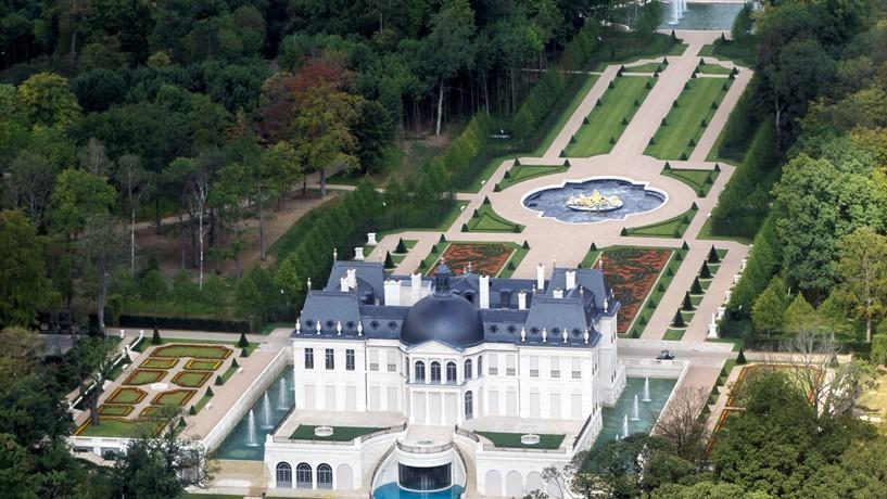 Príncipe herdeiro saudita compra a propriedade mais cara do mundo.